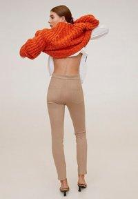 Mango - LIMA - Pantalon classique - light grey/pastel grey - 2