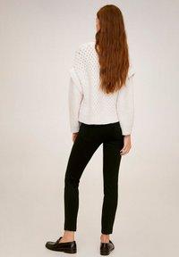 Mango - LIMA - Pantalon classique - black - 2