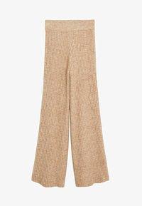 Mango - SOUL - Pantalon classique - medium brown - 3