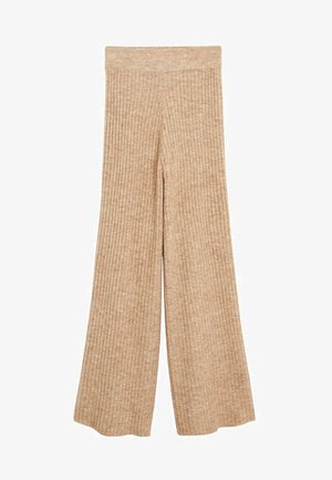 SOUL - Trousers - medium brown