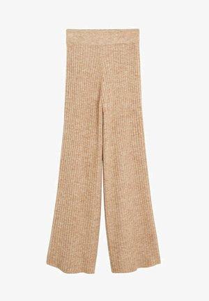 SOUL - Pantalon classique - medium brown
