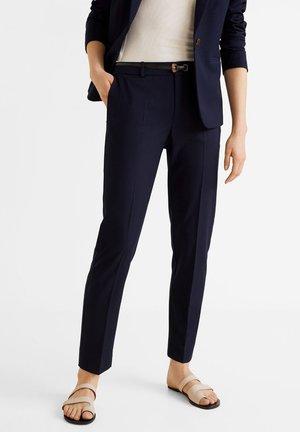 BOREAL5 - Trousers - dark navy blue