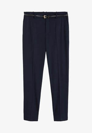 BOREAL5 - Trousers - dark navy blue