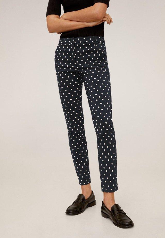 COLA - Spodnie materiałowe - ecru