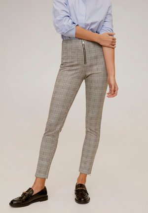 YON - Pantalon classique - light grey