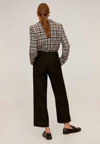 Mango - SIMO - Trousers - black - 2