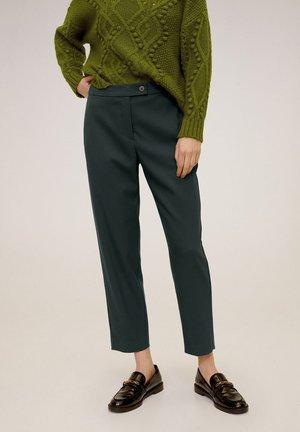 TEMPS - Spodnie materiałowe - green