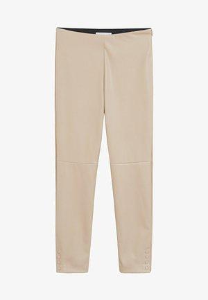 LONDONPU - Pantalon classique - nude