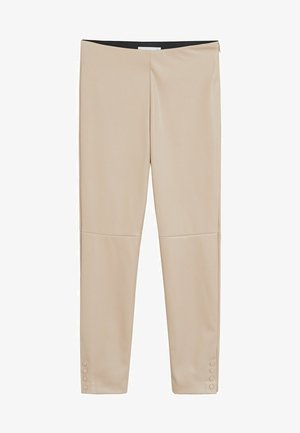 LONDONPU - Pantaloni - nude