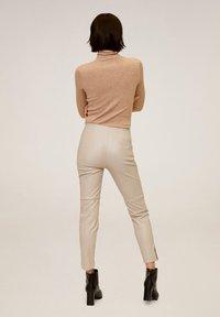 Mango - LONDONPU - Trousers - nude - 2