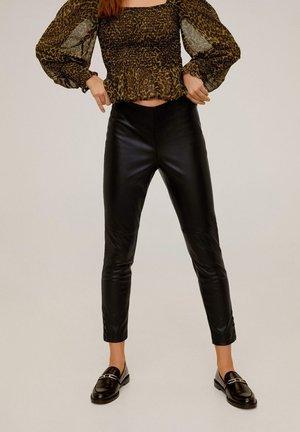 LONDONPU - Trousers - black