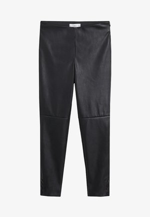 LONDONPU - Pantalon classique - black