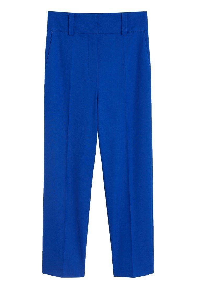 Mango - CANAS - Trousers - blau