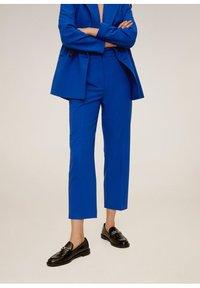 Mango - CANAS - Trousers - blau - 1