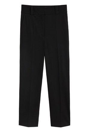 CANAS - Pantalones - schwarz