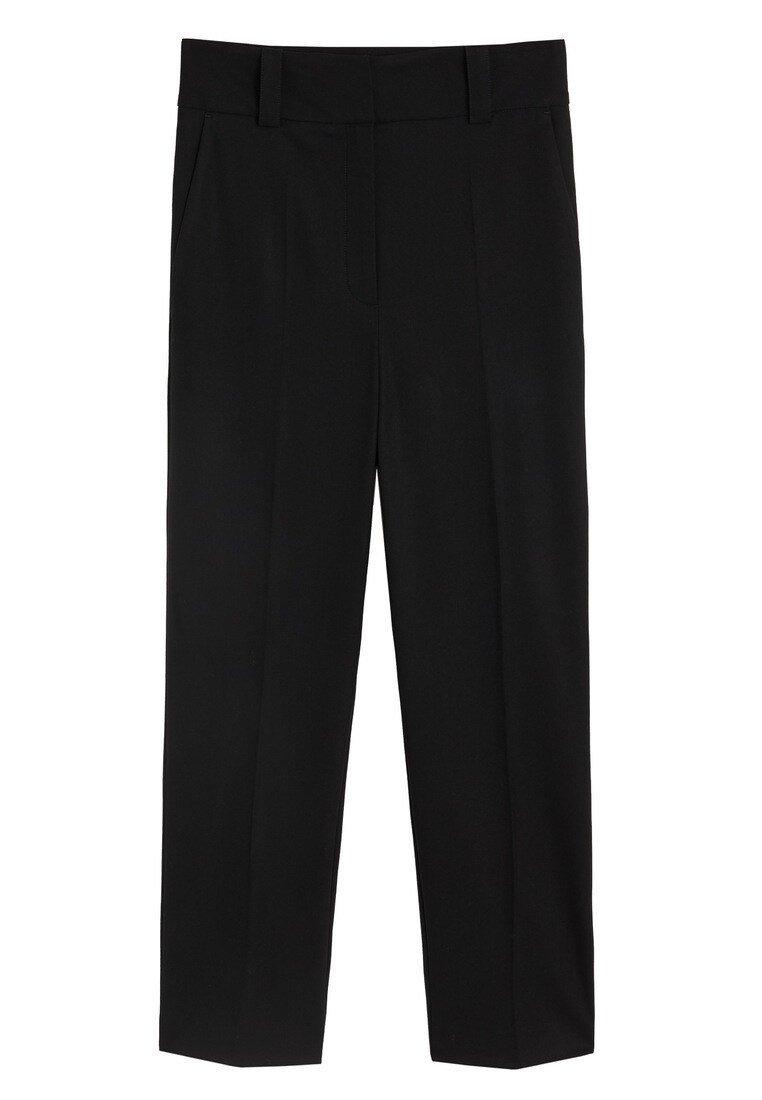 Mango - CANAS - Pantaloni - schwarz