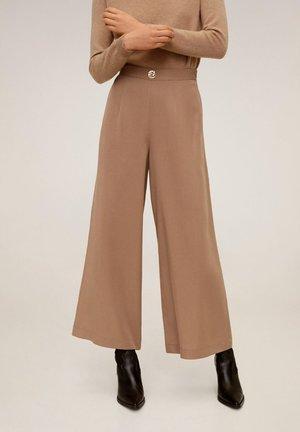 HATORI - Trousers - braun