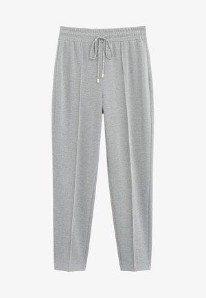 PIQUE - Pantalon de survêtement - grijs