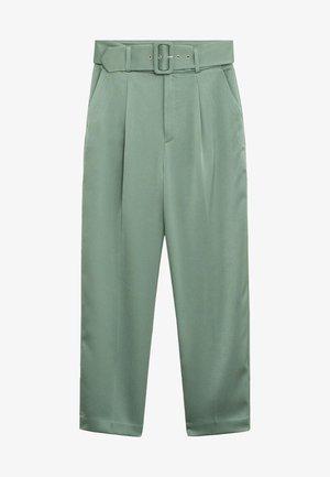 RARITY - Pantaloni - wassergrün