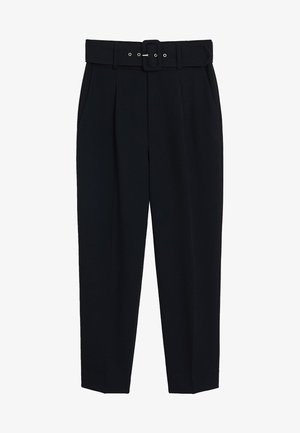 RARITY - Spodnie materiałowe - schwarz