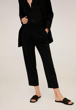 ELISA - Pantalon classique - schwarz