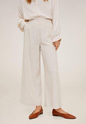 SOPHIE - Trousers - beige