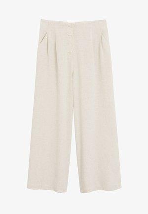 SOPHIE - Pantalon classique - beige