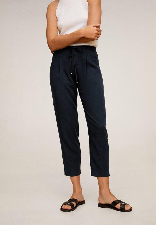 FLUIDO - Pantaloni - marineblauw