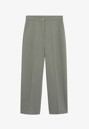 OFFICE - Trousers - grün
