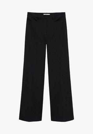 MIRANDA - Pantalon classique - schwarz