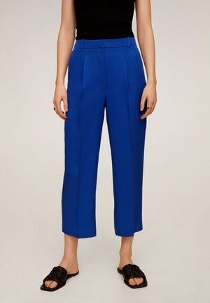 MONACO - Pantalon classique - blauw