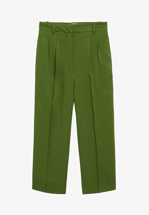 MONACO - Trousers - groen