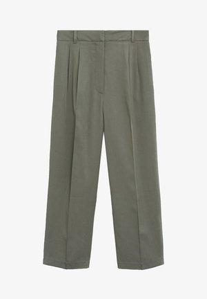 MONACO - Pantalon classique - khaki