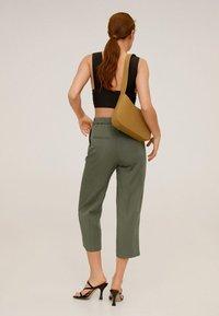 Mango - MONACO - Trousers - khaki - 2