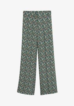 FLORY - Pantalon classique - grün