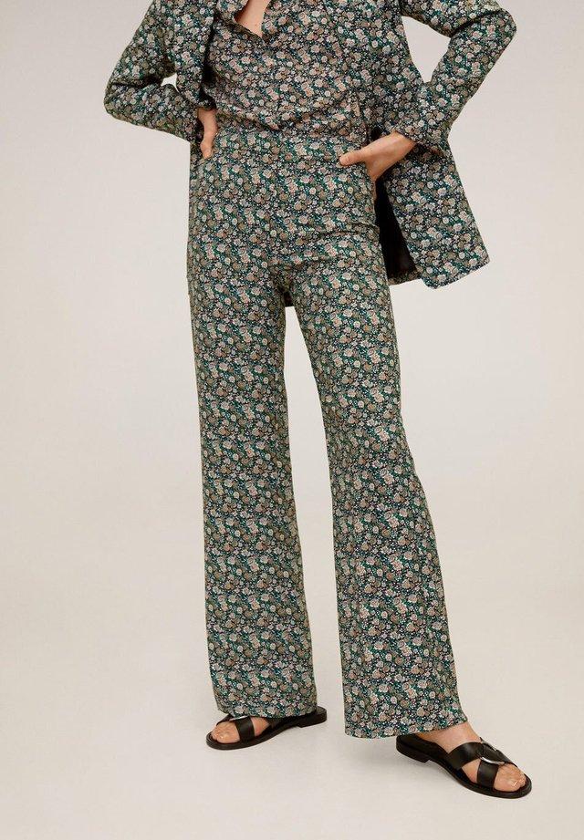 FLORY - Pantaloni - grün