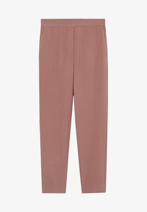 TEMPO - Trousers - rosa