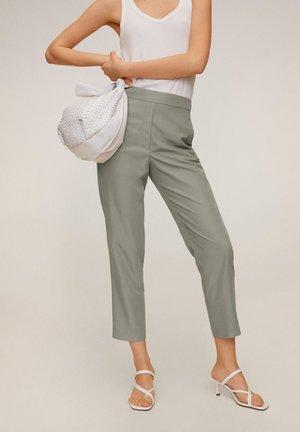 Trousers - pastellgrün