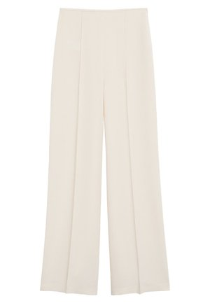 JUSTIO-I - Trousers - beige