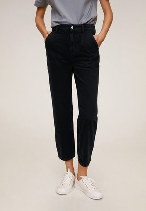 Pantaloni - black denim