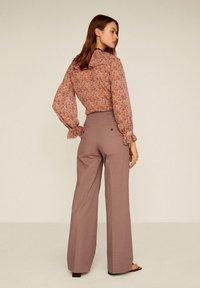 Mango - SALLY - Pantalon classique - rosa - 2