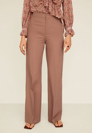 SALLY - Trousers - rosa
