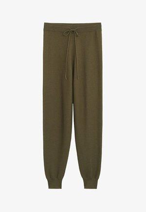 MILANO - Pantalon de survêtement - kaki