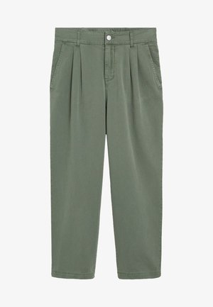 RELAX - Spodnie materiałowe - grün