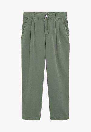 RELAX - Trousers - grün