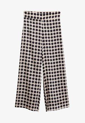 CHARLES - Trousers - ecru