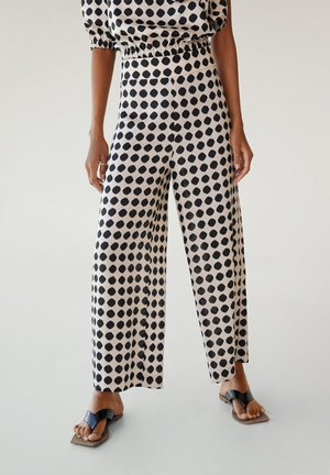 CHARLES - Pantalon classique - ecru