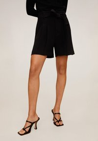 Mango - NUEL - Shorts - black - 0