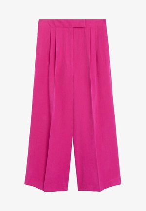 TEMPITO - Pantalon classique - fuchsia