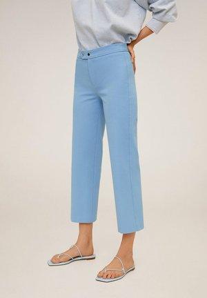 Pantalon classique - hemelsblauw